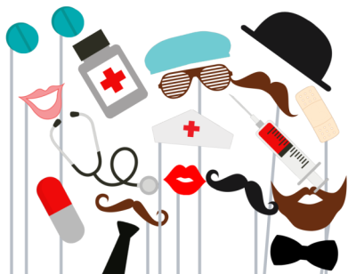 doctor-nurse-photo-booth-props