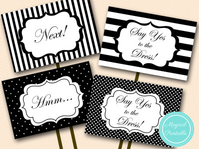 Wedding Signs, Bridal Shower Signs, Baby Shower Signs ...