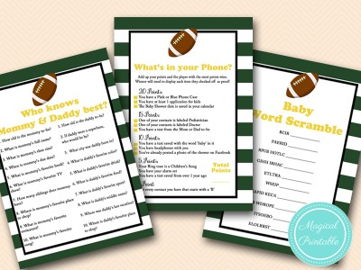 Green-Bay-Packers-baby-shower-games-printable tlc409