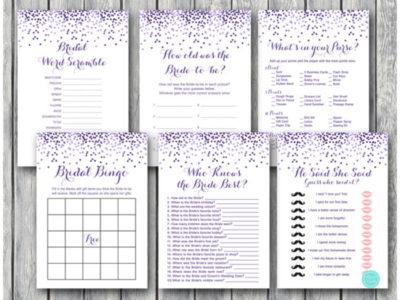 purple-glitter-bridal-shower-wedding-shower-games-package-550x413
