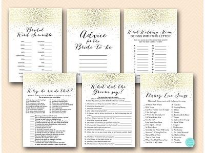 gold-bridal-shower-games-package-instant-download-bs4725 (1)