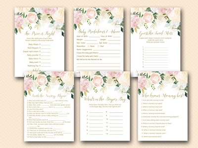 https://www.printabell-express.com/downloads/pink-blush-floral-baby-shower-game-package/