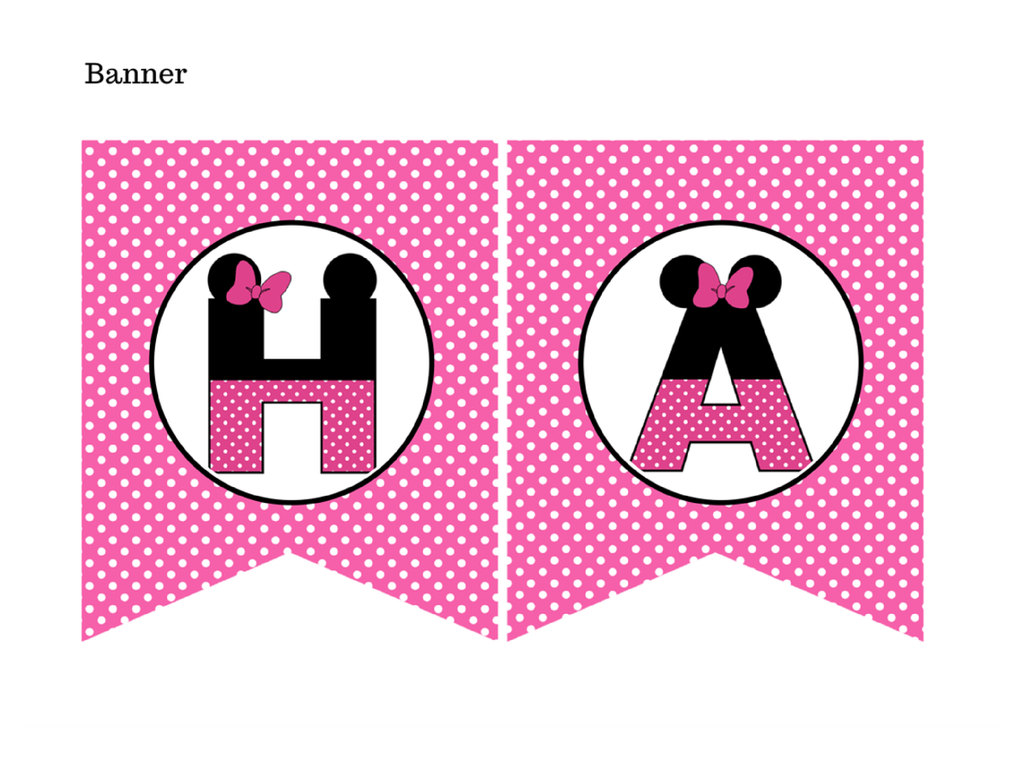 graphic about Minnie Mouse Photo Booth Props Printable named Minnie Mouse Birthday Pack - Magical Printable