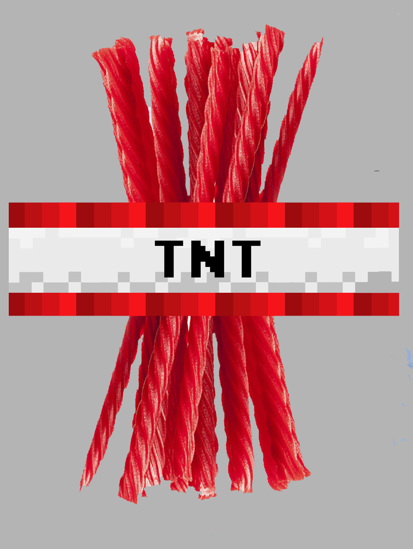 photo relating to Minecraft Tnt Printable named Minecraft TNT Wrappers - Magical Printable
