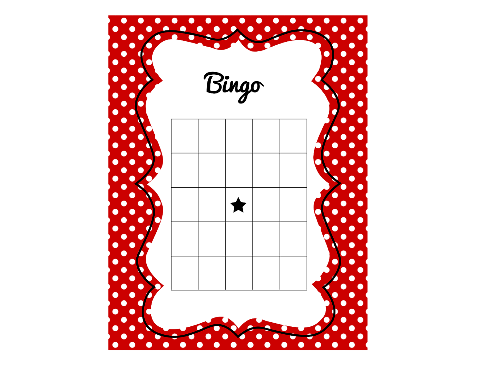 graphic relating to Printable Baby Shower Bingo identify Pink Ladybug Little one Shower Bingo - Magical Printable