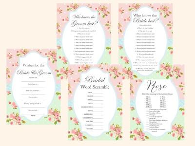 cover-mint-pink-shabby-chic-bridal-shower-games-pack-printables-vintage-rose-antique-rose