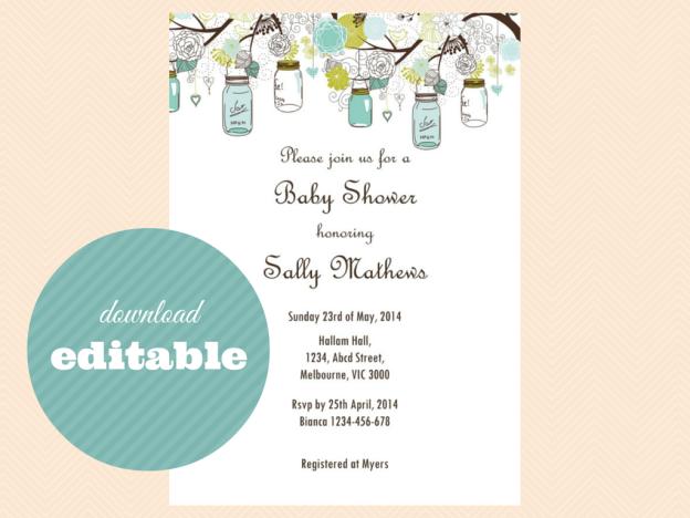 Editable invitations download edit print magical printable editable invitations download edit print filmwisefo