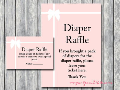 Tiffany Pink Baby Shower Games Magical Printable
