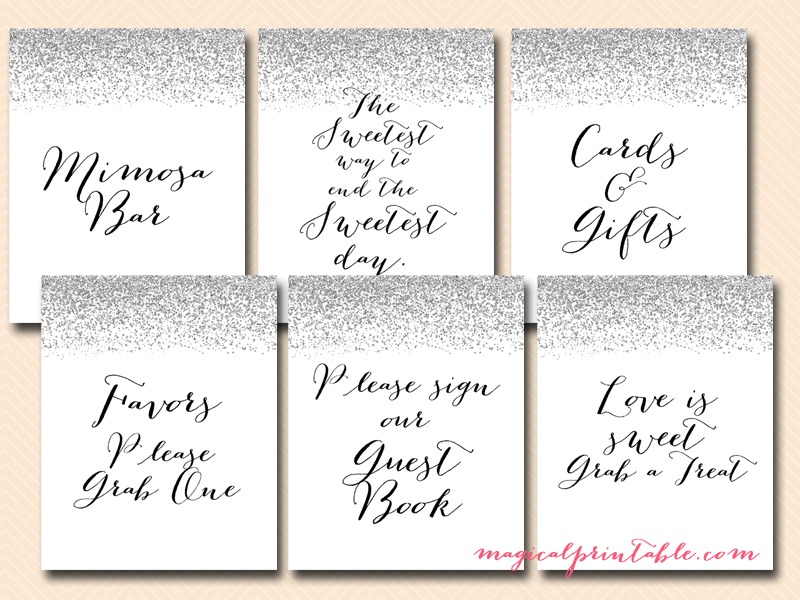 graphic regarding Cards and Gifts Sign Printable known as bs89 Archives - Magical Printable