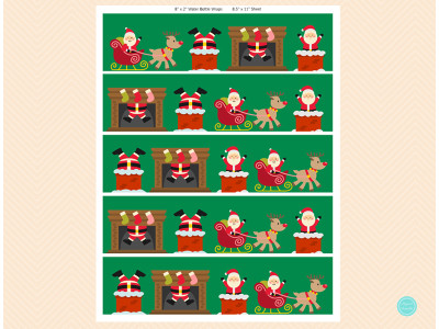 Christmas Party Printables - Magical Printable